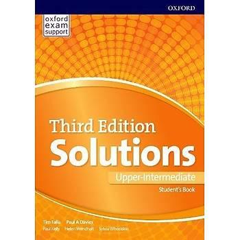 OXFORD SOLUTIONS 3ED UPPER-INT SB+WB