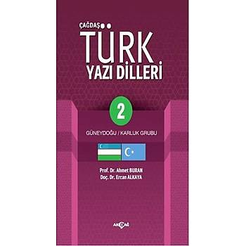 Çaðdaþ Türk Yazý Dilleri 2