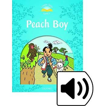OXFORD C.T 1:PEACH BOY 2ED MP3