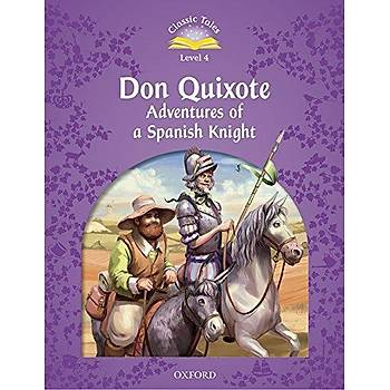OXFORD C.T 4:DON QUIXOTE ADVANTURES +MP3