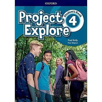 OXFORD PROJECT EXPLORER 4 SB+WB