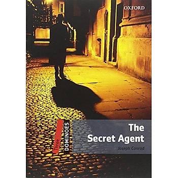 OXFORD DOM 3:SECRET AGENT +CD   NEW