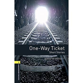 Oxford OBWL: Level 1: One-Way Ticket +audio pack