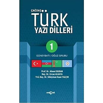 Çaðdaþ Türk Yazý Dilleri 1