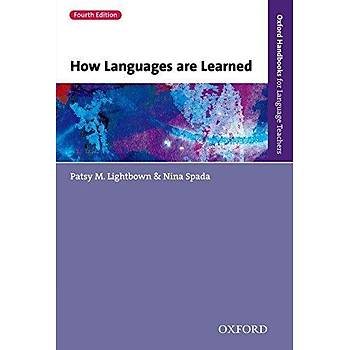 OXFORD HOW LANGUAGES ARE LEARNED 4TH ED