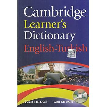 Cambridge Learner's Dictionary English-Turkish Cd'li