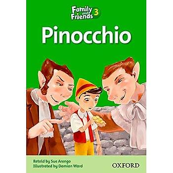 OXFORD FAMILY AND FRIENDS 3-C:PINOCCHIO