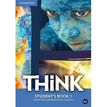 Cambridge Think,1 Student's Book+ Workbook with Online Practice