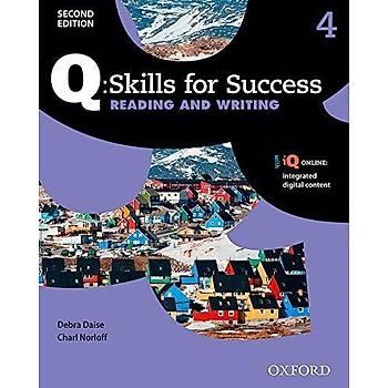 OXFORD Q.SKILLS 4 READ-WRIT SB +ONLINE 2ED