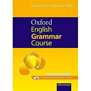 Oxford English Grammar Course: Intermediate: with Answers CD-RO