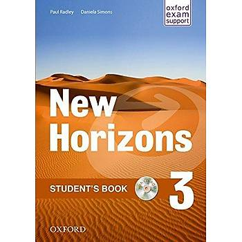 OXFORD NEW HORIZONS 3 SB+CD. +WB