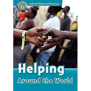 OXFORD ORD 6:HELPING AROUND THE WORLD +mp3