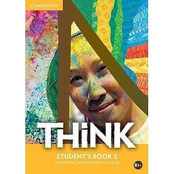 Cambridge Think,3 Student's Book+ Workbook with Online Practice