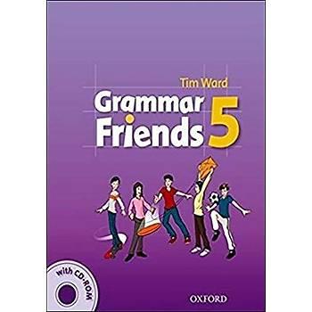 OXFORD GRAMMAR FRIENDS 5 SB +CD-ROM