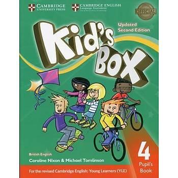 Cambridge Kid's Box 2ED Upd,4 Pupil's Book+ Activity Book