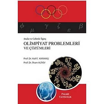 Analiz ve Cebirde Ýlginç Olimpiyat Problemleri ve Çözümleri