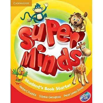 Cambridge Super Minds,St Student's Book with DVD-ROM+ Workbook