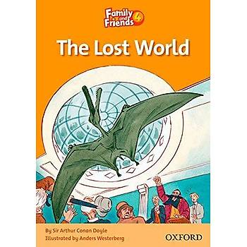 OXFORD FAMILY AND FRIENDS 4-D:LOST WORLD