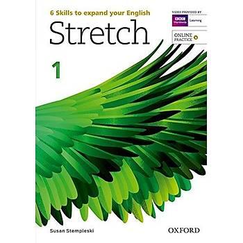 OXFORD STRETCH 1 SB +ONLINE PRAC.+WB