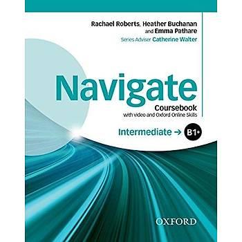OXFORD NAVIGATE INT B1+ SB W/OOSP & DVD-ROM+WB