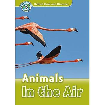 OXFORD ORD 3:ANIMALS IN THE AIR +MP3