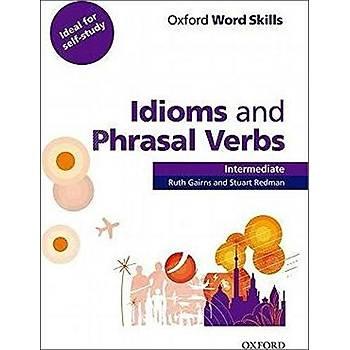 OXFORD WORD SKILLS INTER IDIOMS P.VERBS