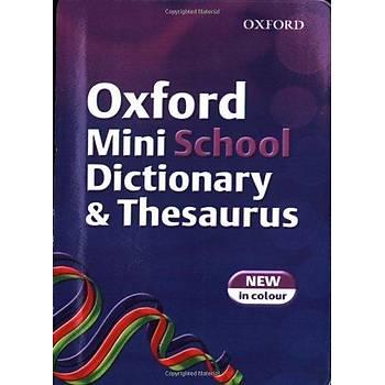 OXFORD MINI SCHOOL DICT. THESAURUS