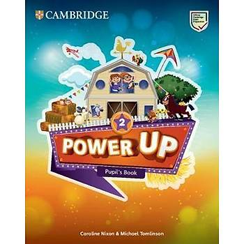 Cambridge Power Up,2 Pupil's Book+ Activity Book