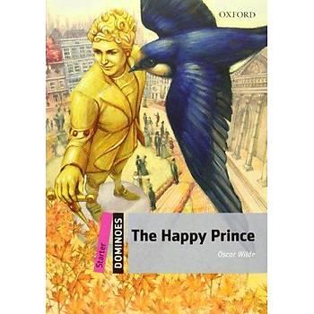 OXFORD DOM S:HAPPY PRINCE +CD  NEW