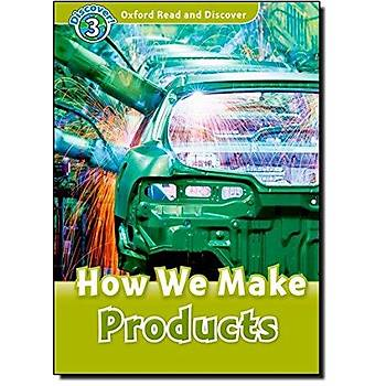 OXFORD ORD 3:HOW WE MAKE PRODUCTS +CD