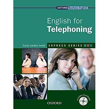 OXFORD EXPRESS ENG TELEPHONING SB +M.ROM