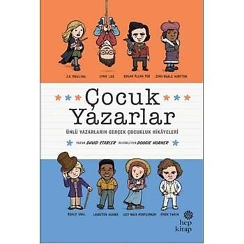 Çocuk Yazarlar Ünlü Yazarlarýn Gerçek Çocukluk Hikayeleri