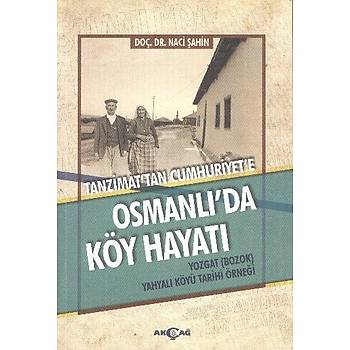 Tanzimat'tan Cumhuriyet'e Osmanlý'da Köy Hayatý