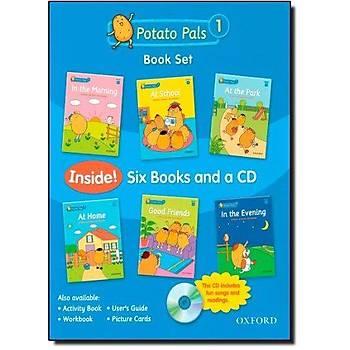 OXFORD POTATO PALS 1 SB +CD