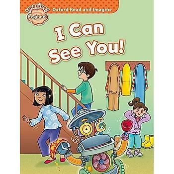 OXFORD ORI BEG:I CAN SEE YOU