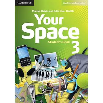 Cambridge Your Space Level 3 Student's Book+Wb