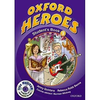 OXFORD HEROES 3 SB +MULTI-ROM +WB
