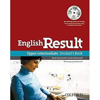 OXFORD ENGLISH RESULT UP-INTER SB +DVD+WB