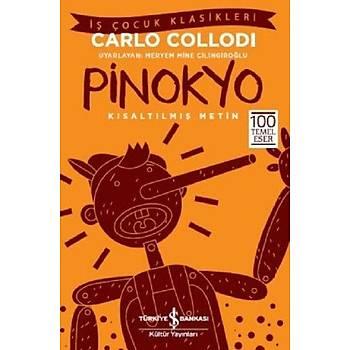 Pinokyo-Kisaltilmis Metin