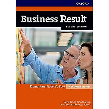 OXFORD BUSINESS RESULT ELEMENTARY SB +ONLINE 2ED
