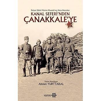 Kanal Seferi'nden Çanakkale'ye
