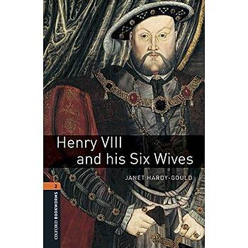 OXFORD OBWL 2:HENRY VIII HIS WIVES  MP3