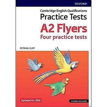 OXFORD YLE: FLYERS SB W/CD 2 ED