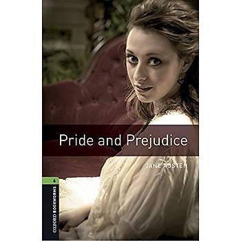 OXFORD OBWL 6:PRIDE AND PREJUDICE MP3