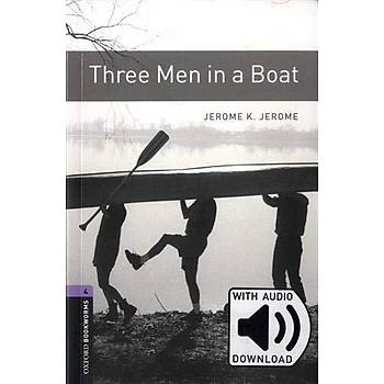 OXFORD OBWL 4:THREE MAN IN A BOAT MP3