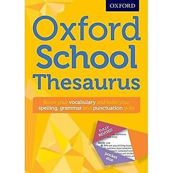 OXFORD POCKET SCHOOL THEASARUS