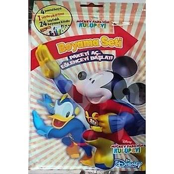 Disney Mickey Boyama Seti