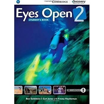 Cambridge Eyes Open,2 SB+ Workbook with Online Practice
