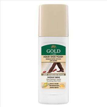 Gold Care 75ml Naturel - Renksiz Likit Ayakkabý Boyasý