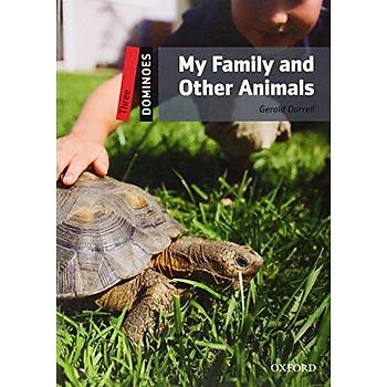 OXFORD DOM 3:MY FAMILY ANIMALS +CD  NEW